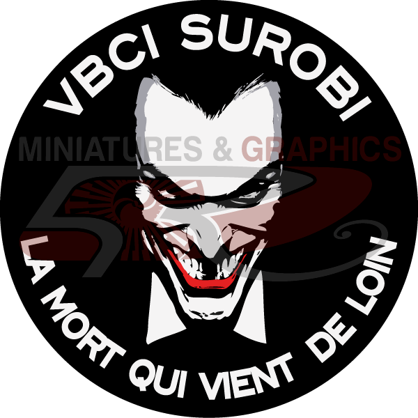 VBCI, GTIA Surobi (Battle Group Bison) 2010 1/35 Joker_surobi